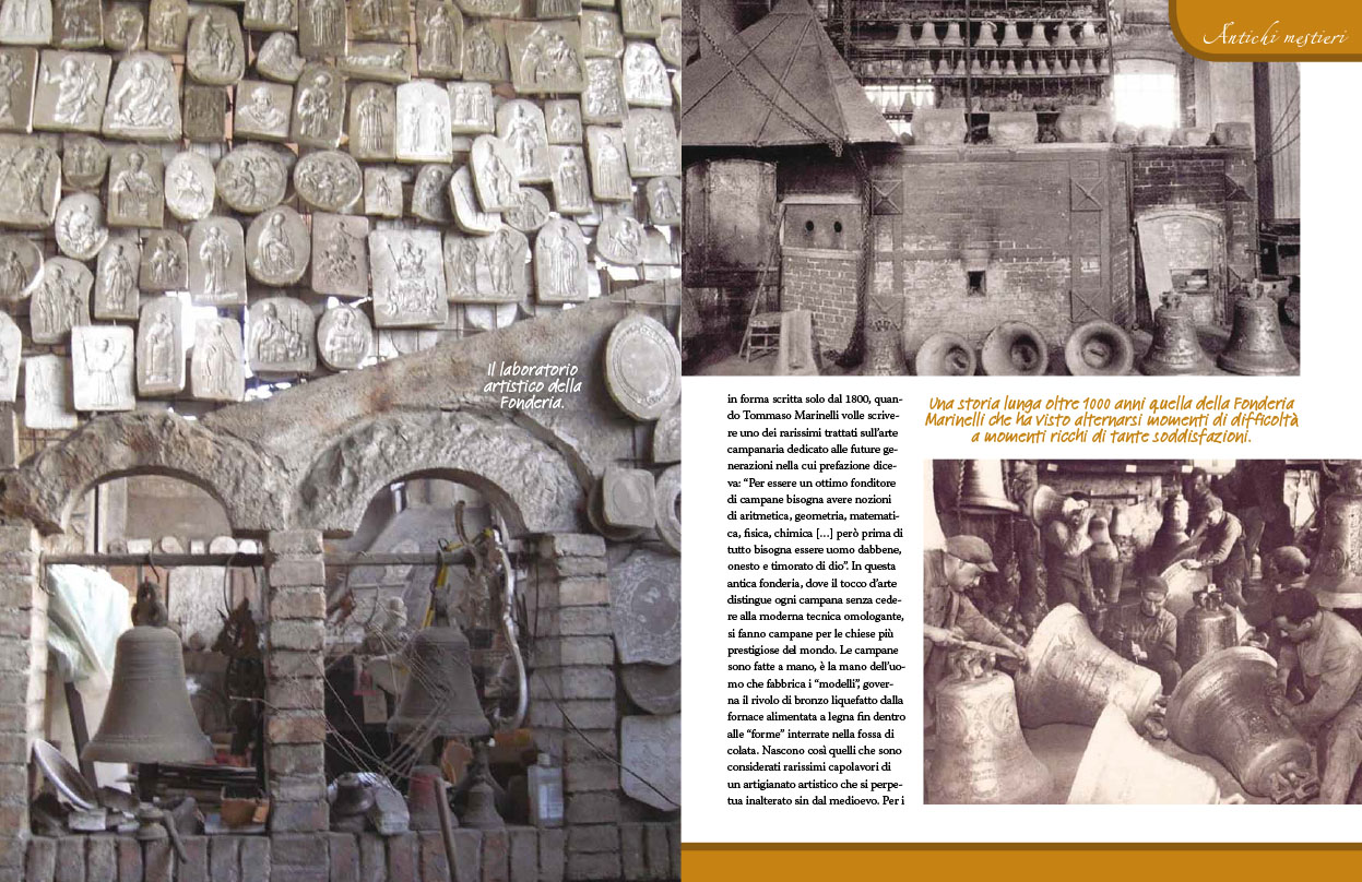 Antichi Mesteri - Campane Marinelli