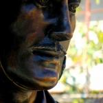 Busto Bersaglier Antonio Di Lena