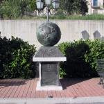 Monumento dell'Emigrante a Santa Maria del Molise