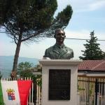 Busto di Carlo Mastrocinque Guardiamarine