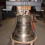 Iron strain bells