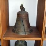 Campana storica del Museo Marinelli