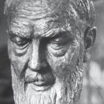 Scultura di Padre Pio di Ettore Marinelli