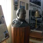 Busto di Papa Giovanni Paolo II