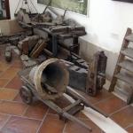 Strumenti storici del Museo