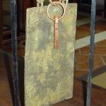Tavola Osca nel Museo Marinelli