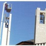 Messa in posa delle Campane Marinelli a Castellaneta