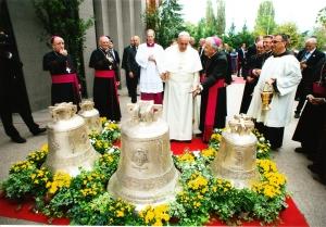 Benedizione Campane Marinelli