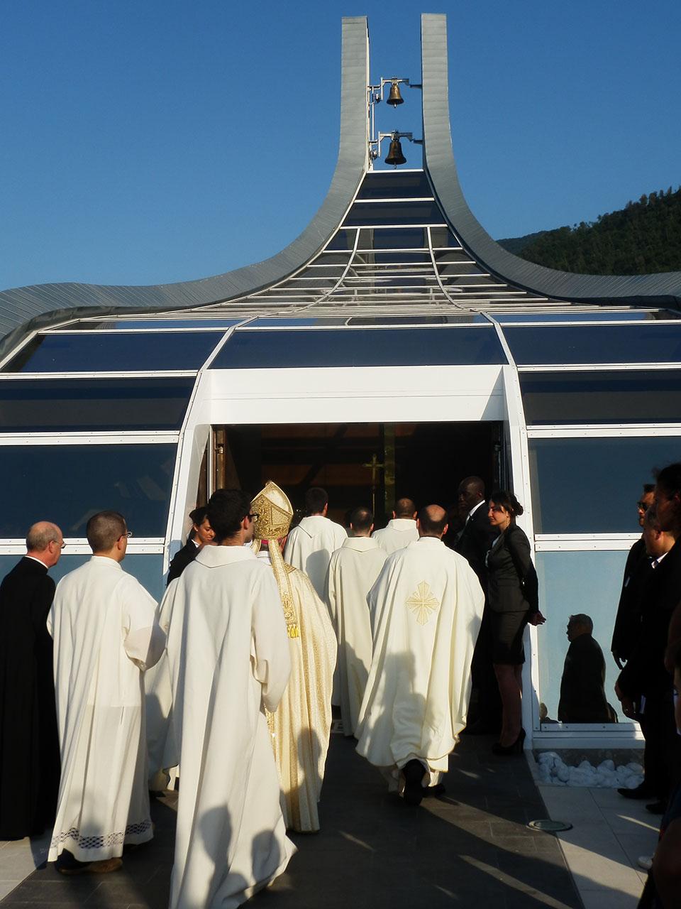 Chiesa Madonna delle stelle - Riardo