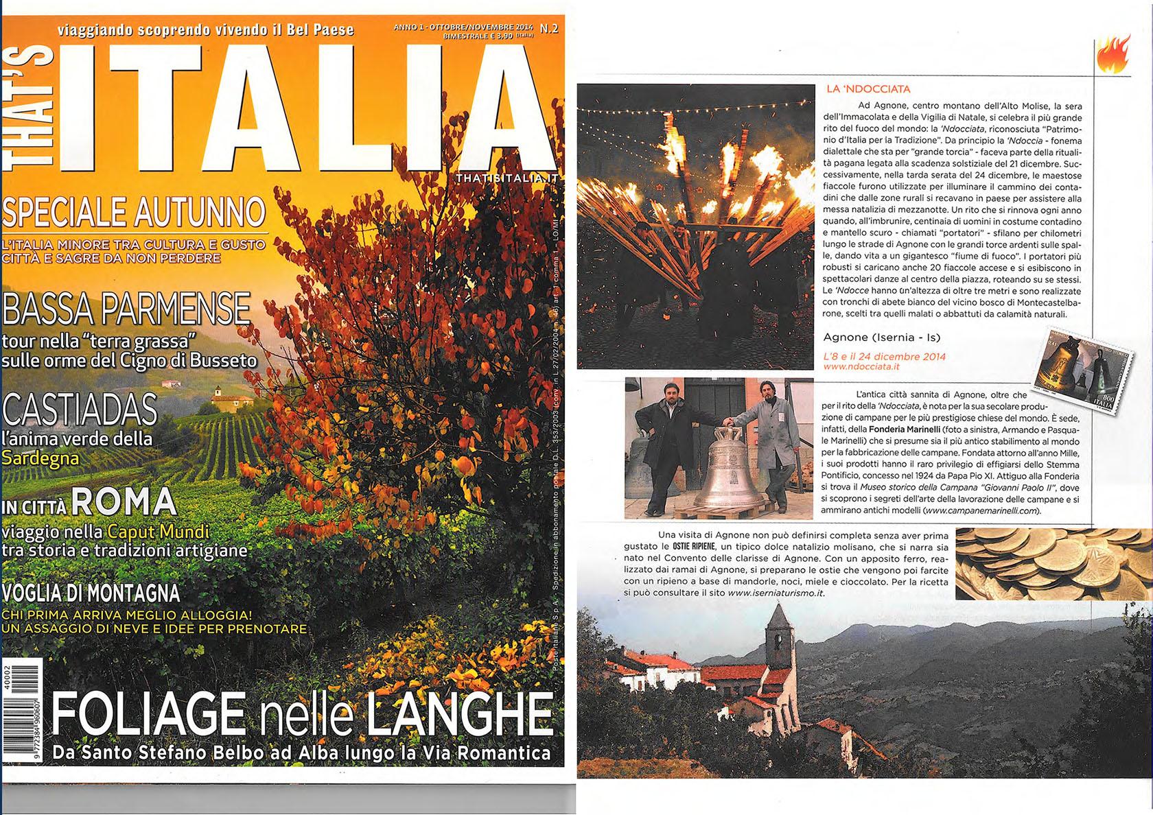 Thath's Italia - Fonderia Marinelli