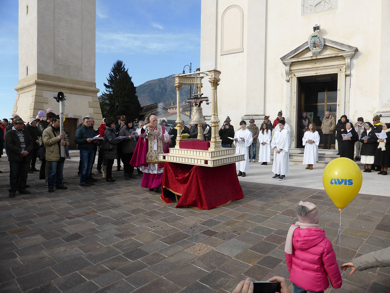 Mons. Liberio Andreatta