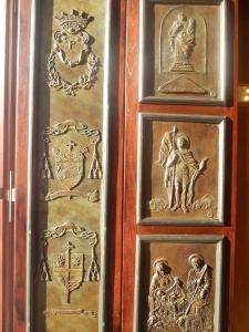 Porta bronzea Provvidenti